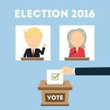 Debates on election. Stock Photos