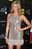 Debbie Gibson arrives at the 2012 Daytime Emmy Awards Royalty Free Stock Photography