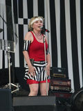 Debbie Harry Blondie Stock Photo