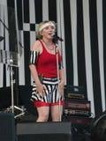 Debbie Harry Blondie Stock Photo