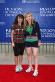 Debbie & Jenette McCurdy. Debbie & Jenette McCurdy arriving at the Revlon Run/Walk for Women at the Los Angeles Coliseum in Los Angeles , CA  on May 9, 2009 Stock Images