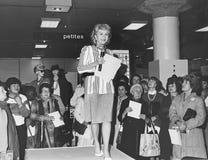 Debbie Reynolds Imágenes de archivo libres de regalías