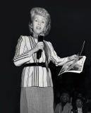Debbie Reynolds Foto de archivo libre de regalías