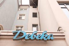 Debeka Fotografía de archivo