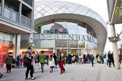 Debenhams Stock Image