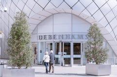 Debenhams department store Stock Photo