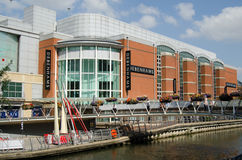 Debenhams Department Store, Reading, Berkshire Stock Image