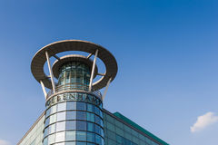Debenhams tower Royalty Free Stock Image
