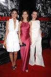 Debi Mazar,Emmanuelle Chriqui,Perrey Reeves Royalty Free Stock Image