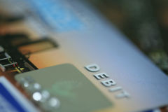 Debit Card Stock Images