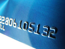 Debit card Stock Photo