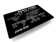 Debit card Stock Photos