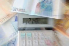 Debito (che causa vertigini) Fotografie Stock