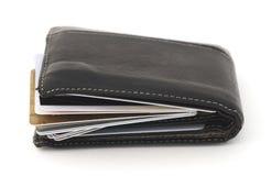 Debito della carta di credito Immagine Stock Libera da Diritti