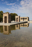 Debod Temple, Madrid, Spain Stock Photography