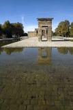 Debod templo de Zdjęcie Royalty Free
