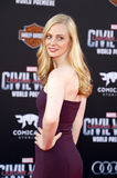 Deborah Ann Woll Stock Photo