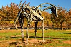 Deborah Butterfield Valentine`s sculpture Orson royalty free stock photo