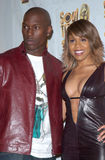 Deborah Cox,Tyrese Royalty Free Stock Photo