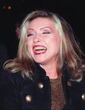 Deborah Harry, wigilia, gwiazda muzyki pop obrazy stock