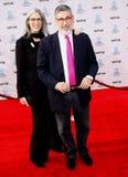 Deborah Landis and John Landis Royalty Free Stock Image