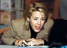 Deborah Norville lizenzfreies stockfoto