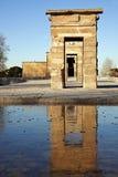 Debot Temple in Madrid Stock Image