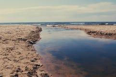 Debouchment Стоковая Фотография