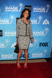 Debra Matin Chase arrives at the 2011 NAACP Image Awards Nominee Reception Royalty Free Stock Photos