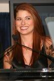 Debra Messing royaltyfria bilder