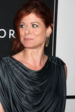 Debra Messing Arkivfoto