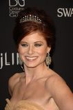 Debra Messing, Four Seasons Royalty Free Stock Image