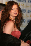Debra Messing Megan Mullally Arkivbilder