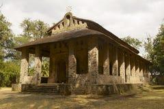 Debre Berhan Selassie church exterior, Gondar, Ethiopia Stock Images