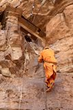 Debre Damo kloster, Etiopien Royaltyfri Foto