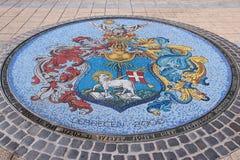 Debrecen żakiet ręki obraz royalty free
