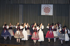Debrecen city, Hungary - June 11, 2014 - Hungarian Royalty Free Stock Image