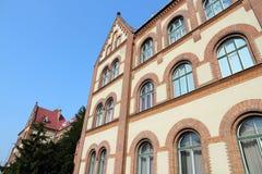 Debrecen Theological University Stock Photo