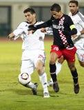 Debrecen vs. PSV Eindhoven 1-2 Stock Photos