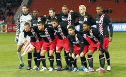 Debrecen vs. PSV Eindhoven 1-2 Stock Images