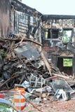 debris стоковое изображение