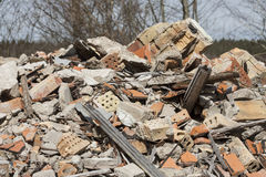 debris стоковое фото rf
