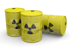 Debris Atomic Energy Stock Images