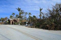 Key West Garden Club West Martello Tower stock photos