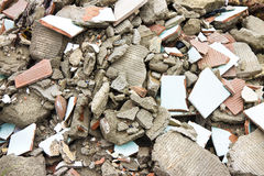 Debris Royalty Free Stock Photography