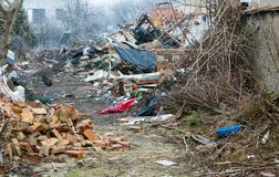 Debris Stock Photos
