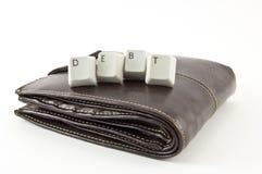 Debt Stock Image
