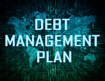 Debt Management Plan Stock Photos