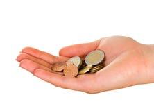 The debt Royalty Free Stock Photos