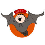 Debt Vampire Bat Stock Photography